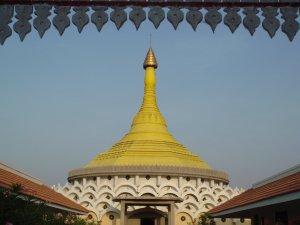 chennai vipassan centre pagoda
