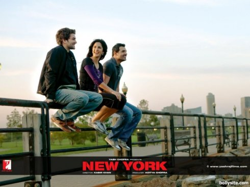 hindi movie 2009 new york