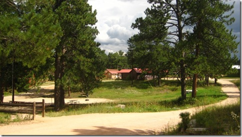 Jewish Childrens Camp at Elbert,CO